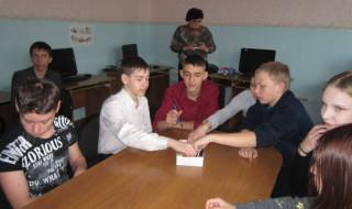 Подготовка к работе учащихся МОБУ СОШ № 4